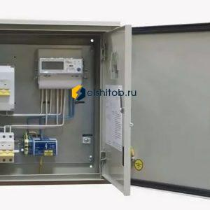 Шкаф с трёхфазным прибором учета